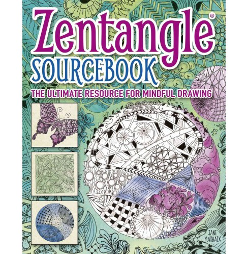 Zentangle Sourcebook : The Ultimate Resource for Mindful Drawing - image 1 of 1