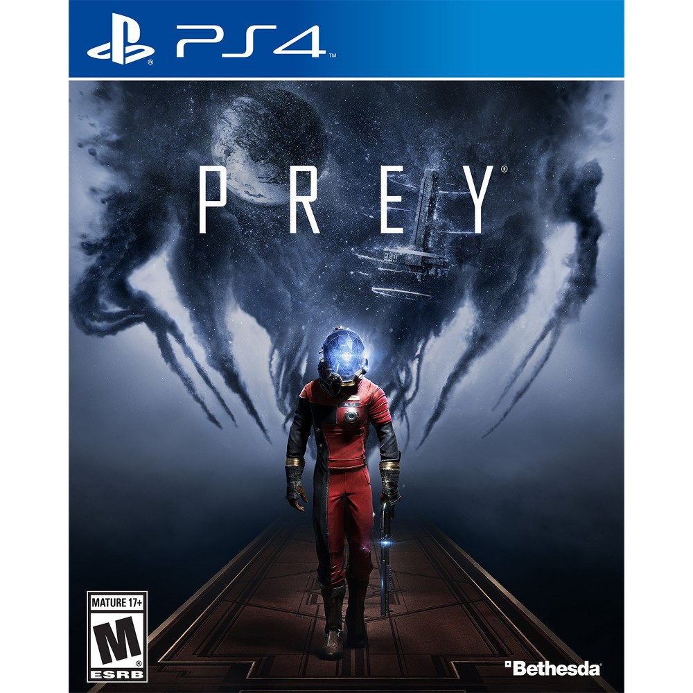 Prey - PlayStation 4, Video Games