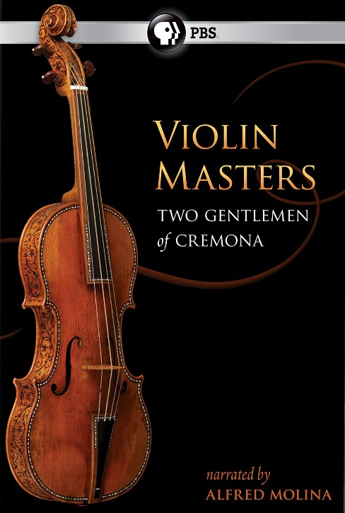 Violin masters:Two gentlemen of cremo (DVD) - image 1 of 1