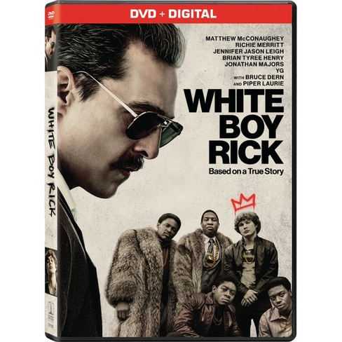 White Boy Rick (DVD) - image 1 of 1