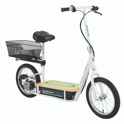Razor 36 Volt Ecosmart Metro Rear Wheel Drive Electric Powered Scooter
