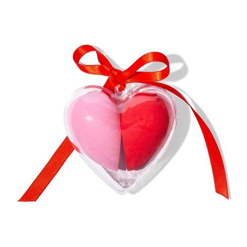 Valentines Day Heart Shaped Sponge  Blenders 2pk - Target Beauty™ - image 1 of 1