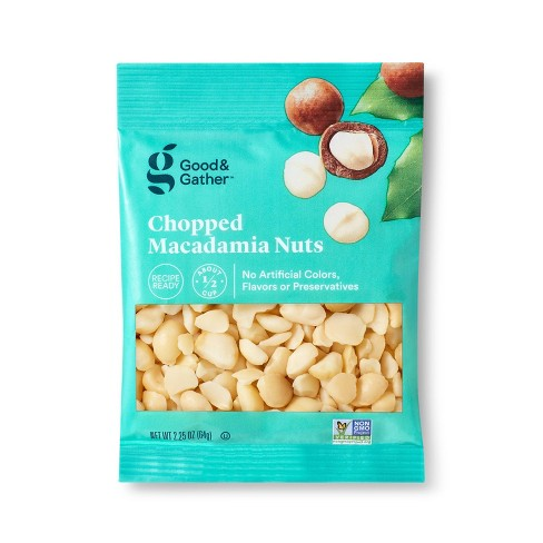 Macadamia Nuts - 2.25oz - Good & Gather™ - image 1 of 3