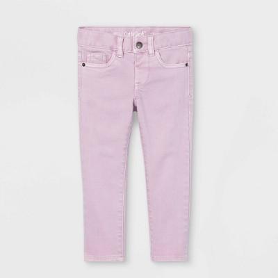 Toddler Girls' Skinny Jeans - Cat & Jack™ Purple
