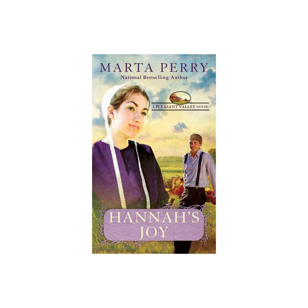 Hannah S Joy Pleasant Valley By Marta Perry Paperback