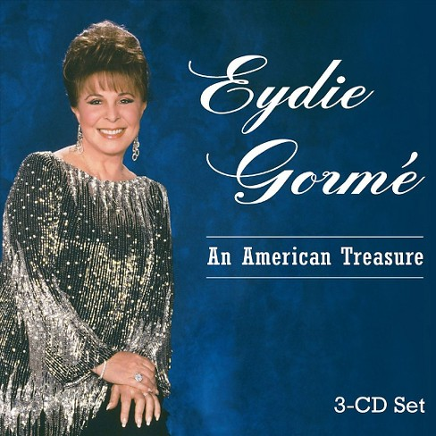 Eydie gorme - American treasure (CD) - image 1 of 1