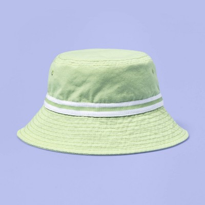 Kids' Striped Band Bucket Hat - More Than Magic™