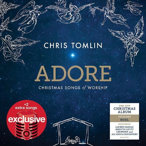 Chris Tomlin - Adore: Christmas Songs of Worship - Target Exclusive - image 1 of 1