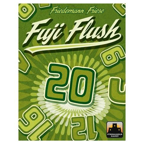 Fuji Flush Card Game - image 1 of 3