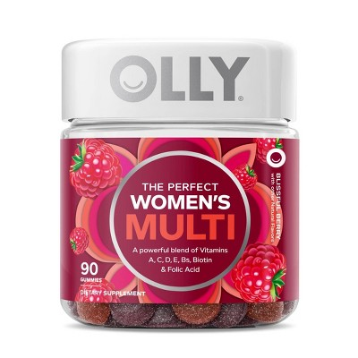 Multivitamins: Olly Women's Multi