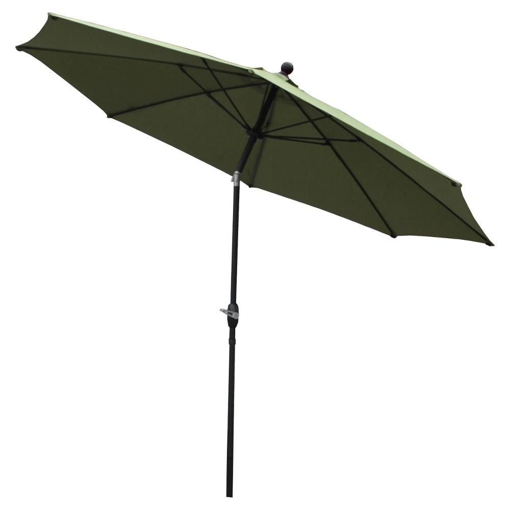 Image of AE Outdoor Market Umbrella 10' - Spectrum Cilantro