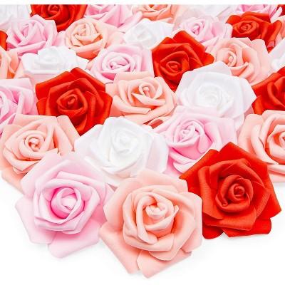 Details about  /Gift Fake Gillyflower Home Decor Silk Carnation Artificial Flower Heads