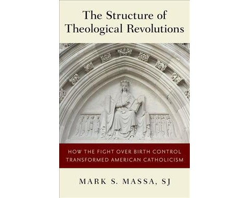 Structure of Theological Revolutions : How the Fight over Birth Control Transformed American Catholicism  - image 1 of 1