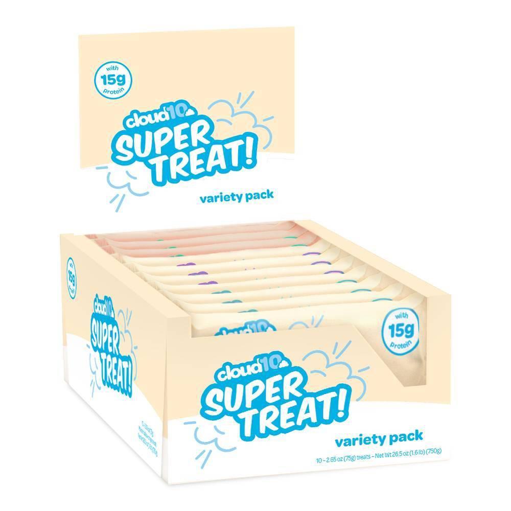 Cloud10 Super Treat Variety Pack 10pk