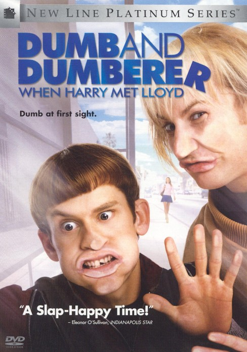 Dumb and Dumberer: When Harry Met Lloyd (New Line Platinum Series) (dvd_video) - image 1 of 1