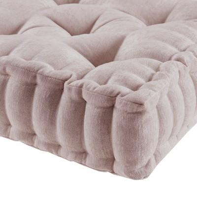 Diah Chenille Square Floor Pillow Cushion : Target