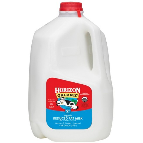 Horizon Organic 2% Reduced Fat Milk - 128 fl oz - image 1 of 1