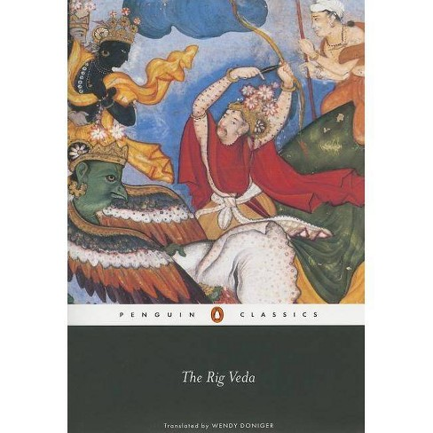 The Rig Veda - (Penguin Classics) by  Anonymous (Paperback) - image 1 of 1