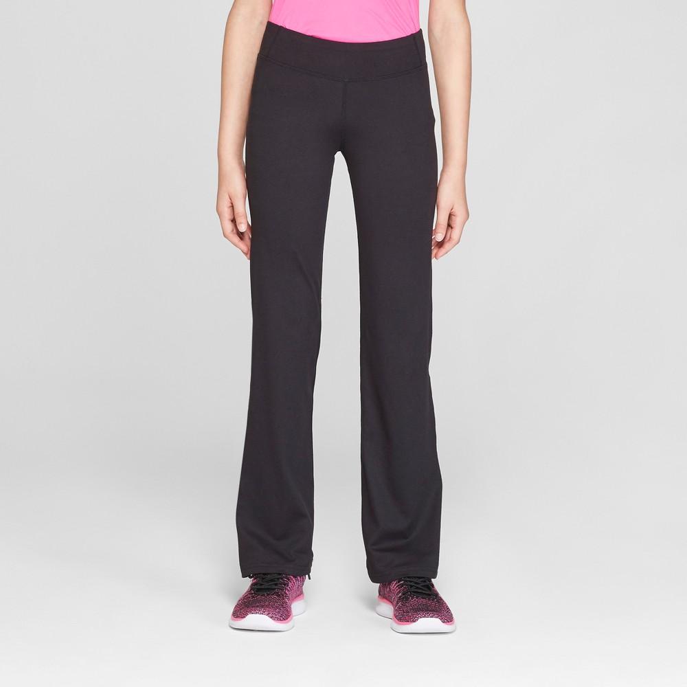 Girls' Performance Pants - C9 Champion Black S Short