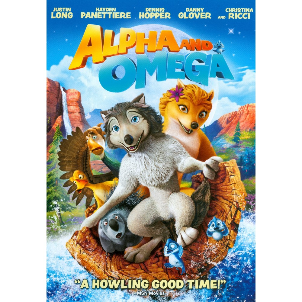 Alpha and Omega, Movies