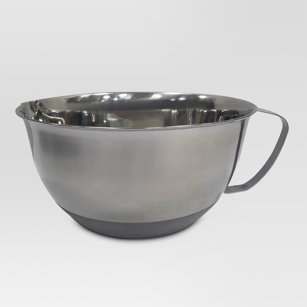 Mixing Bowl - Threshold, Silver