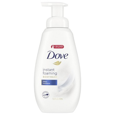 Dove Deep Moisture Shower Foam Body Wash