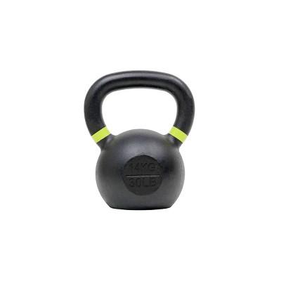 Tru Grit Cast Iron Kettlebell - 30lbs