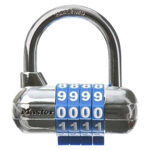 MASTER LOCK Lock Reset Combination