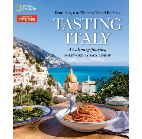 Tasting Italy : A Culinary Journey -  by Julia Della Croce & Eugenia Bone (Hardcover) - image 1 of 1