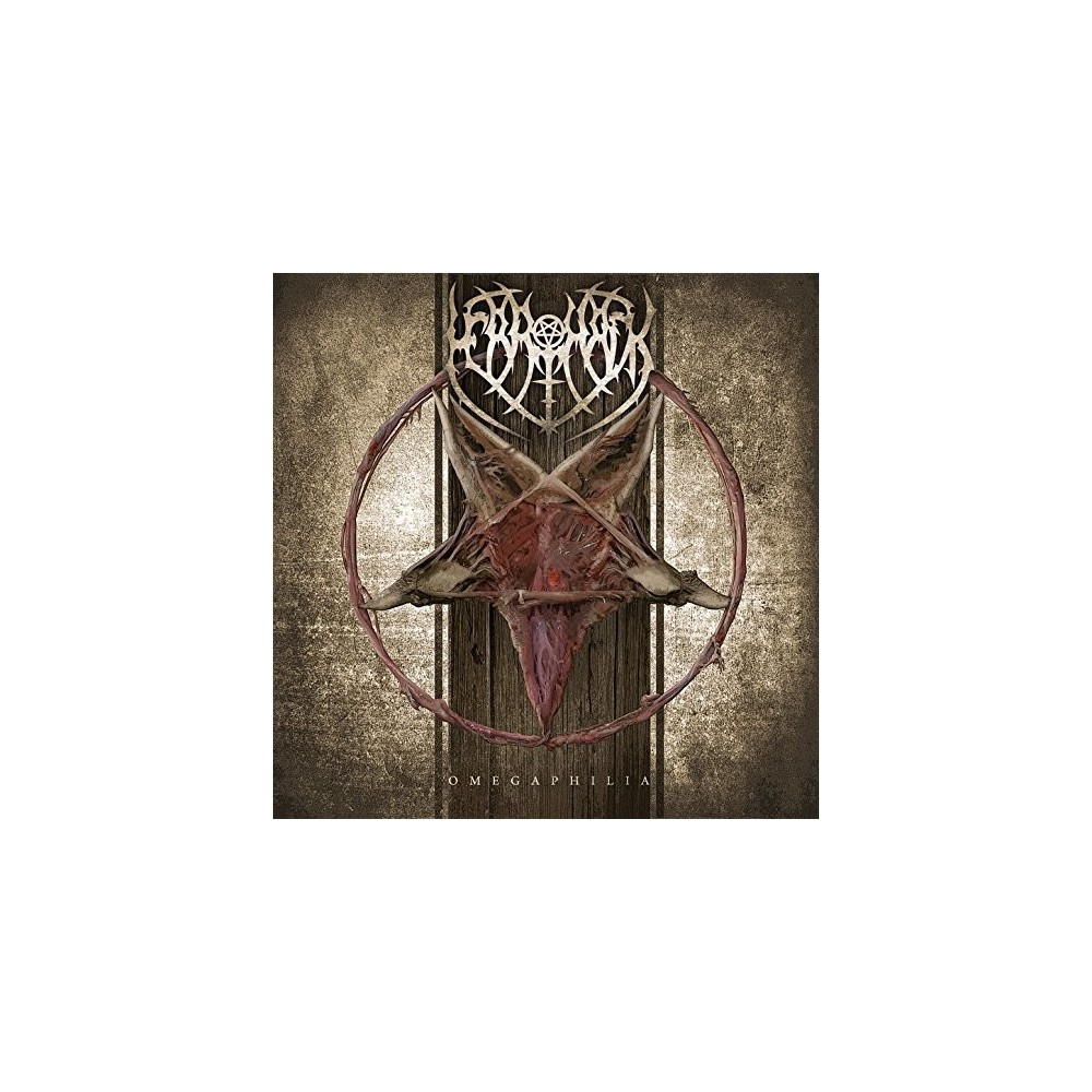 Merrimack - Omegaphilia (CD)