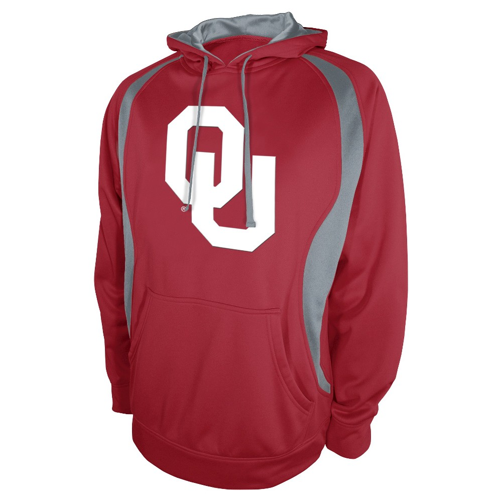 NCAAOklahoma Sooners Men's Sweatshirt - Red S