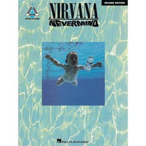 Nirvana - Nevermind - (Guitar Recorded Versions) (Paperback) - image 1 of 1