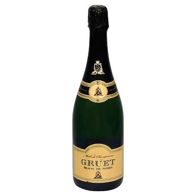 Gruet Blanc De Noirs Sparkling White Wine - 750ml Bottle