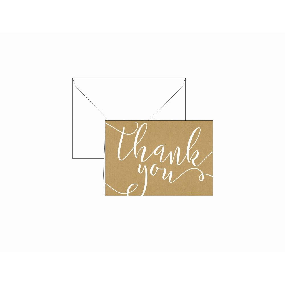 Image of Notecard Box 40 ct Gartner Wedding Multi-colored