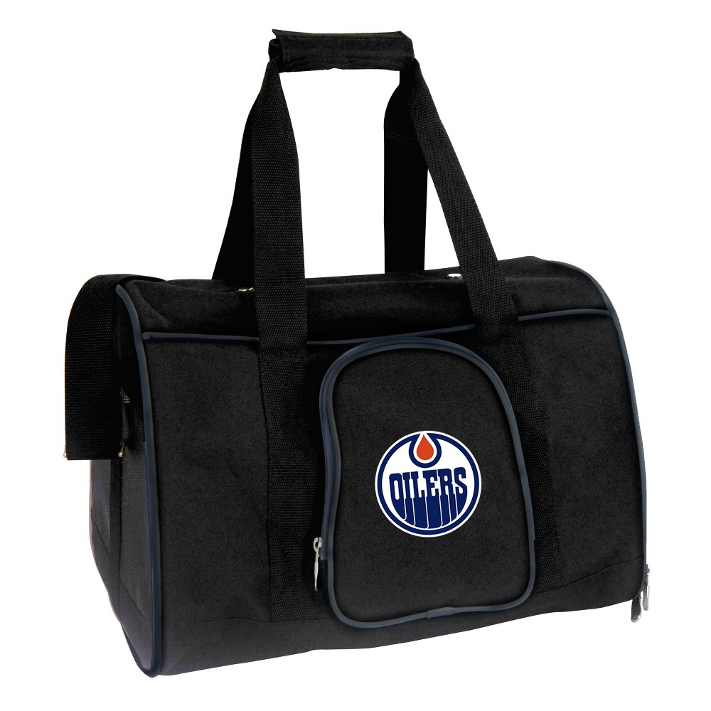 Edmonton Oilers 16 Dog and Cat Carrier