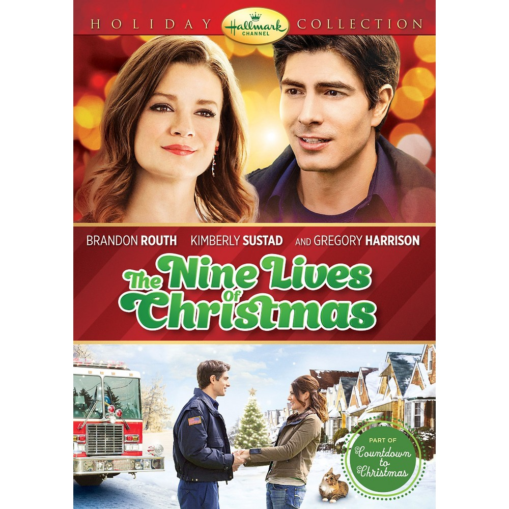 Nine Lives Of Christmas (Dvd)