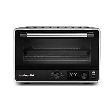 KitchenAid Digital Countertop Oven - Black Matte