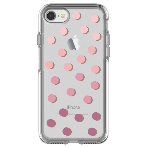 clear patterned iphone 8 case