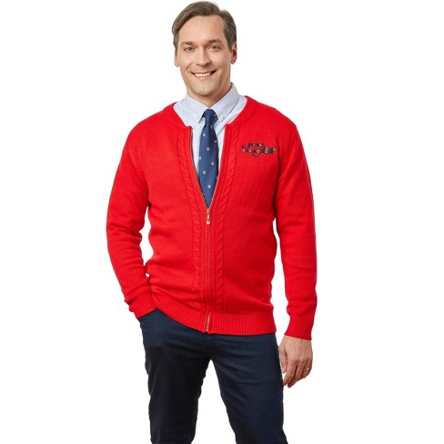Mister Rogers Neighborhood Collectible Adult Sweater Officially Licensed Target