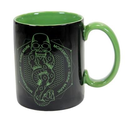 "Tabletop 4.0"" Dark Mark Mug Harry Potter Wizard Enesco  -  Drinkware"
