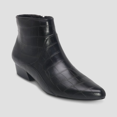 Women's Andie Bootie - Who What Wear™ Black - image 1 of 3