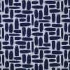 """25"""" Baja Nautical Floor Pillow Blue - Pillow Perfect - image 2 of 2"""