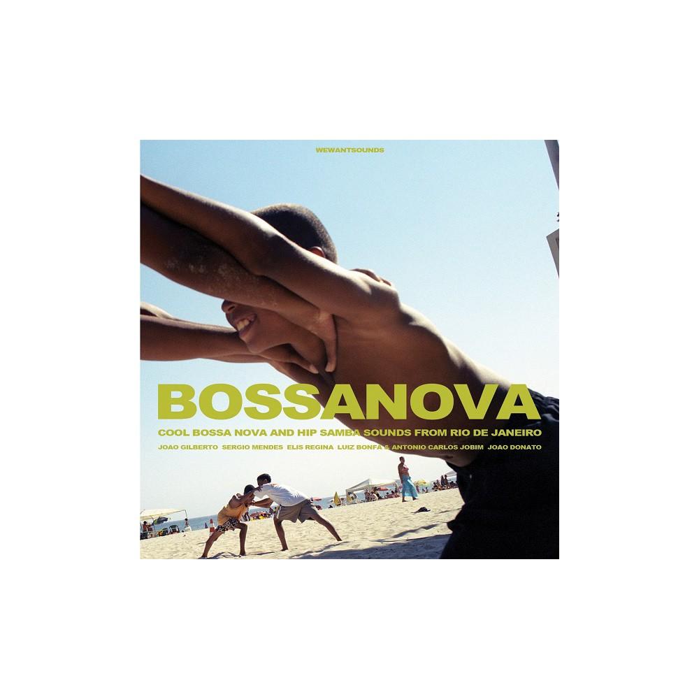 Various - Bossanova:Cool Bossa Nova And Hip V1 (Vinyl)