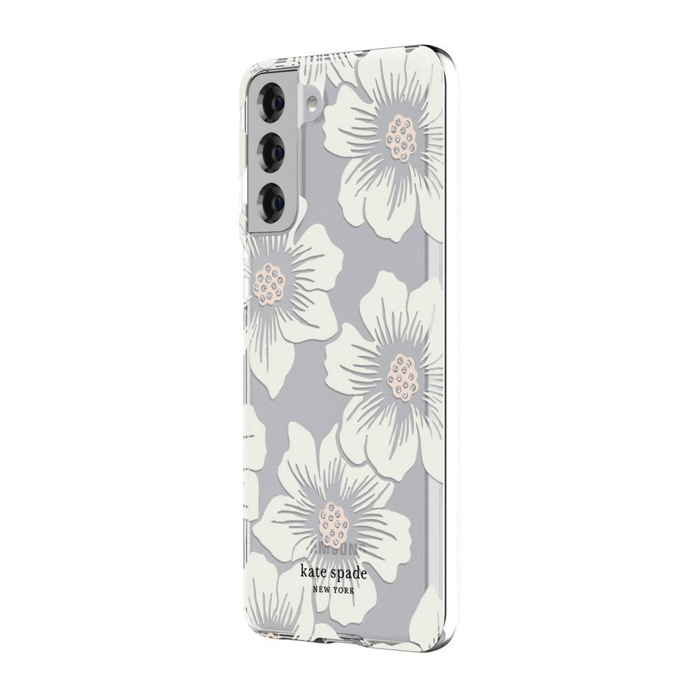 Kate Spade New York Protective Case For Samsung S21 5g White