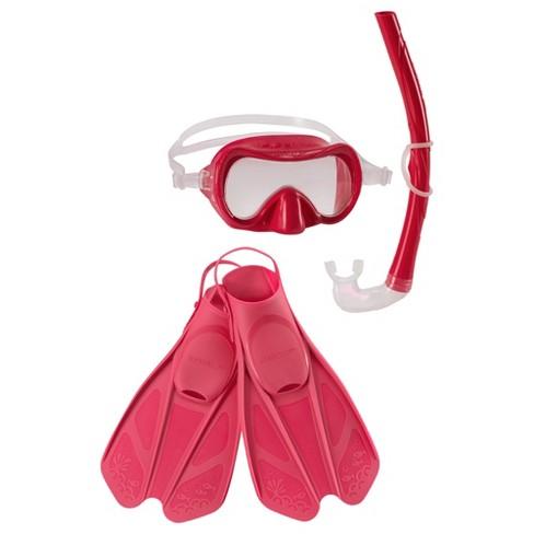 Speedo Kids Sea Seeker Mask Snorkel Fin Set - image 1 of 3