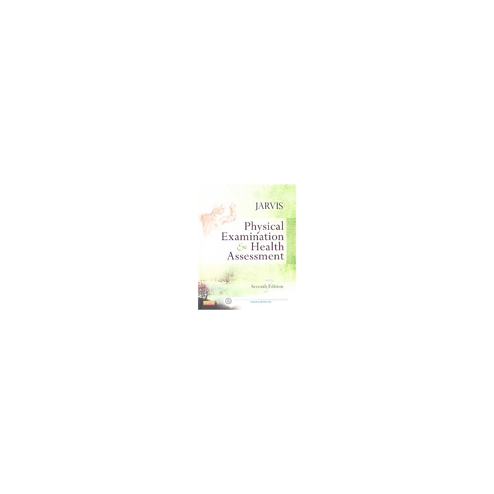 Physical Examination & Health Assessment (Hardcover) (Carolyn Jarvis)