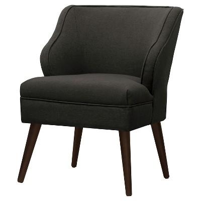 Mandolene Mid Century Arm Chair Zuma Zinc - Project 62 - Threshold™
