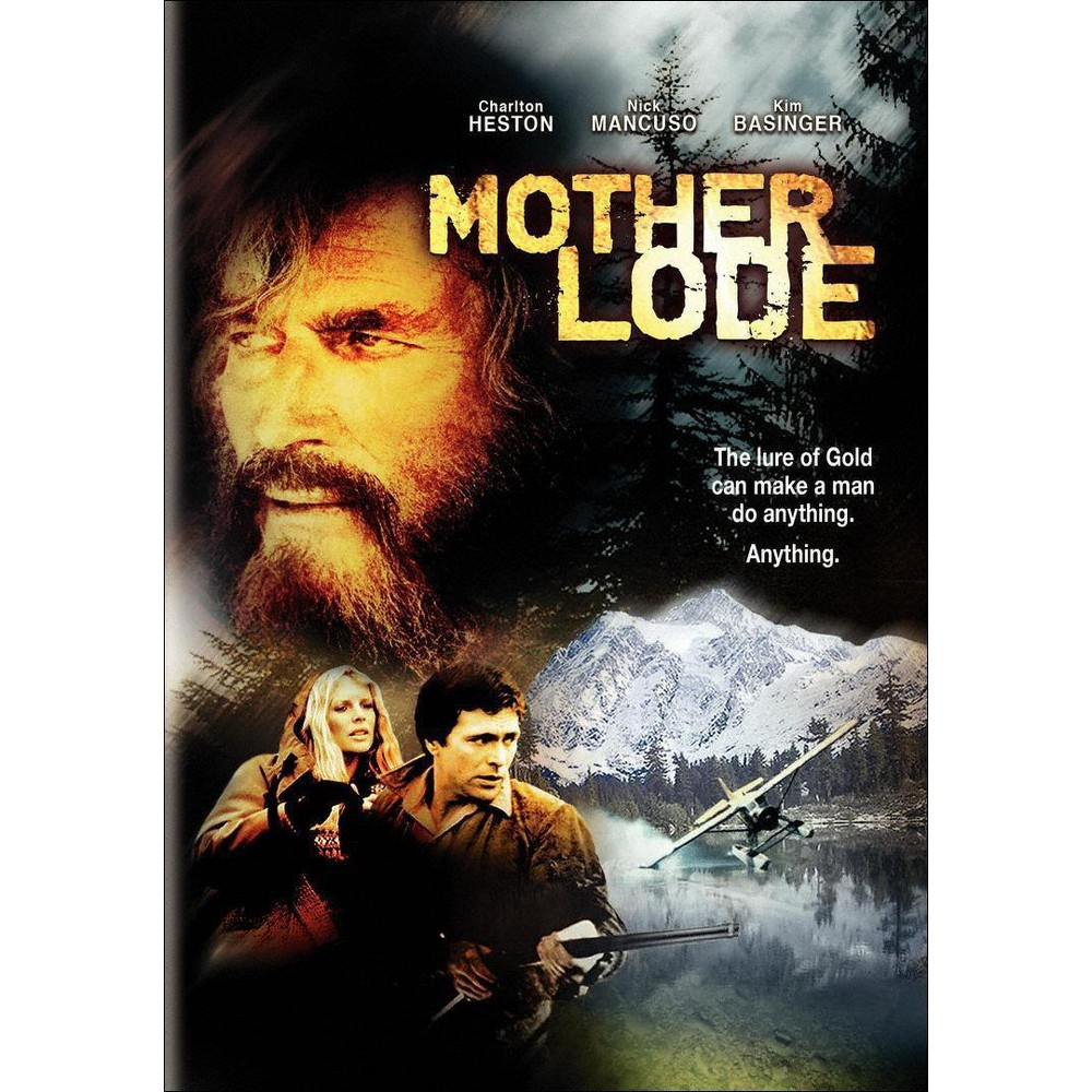 Mother lode (Dvd), Movies