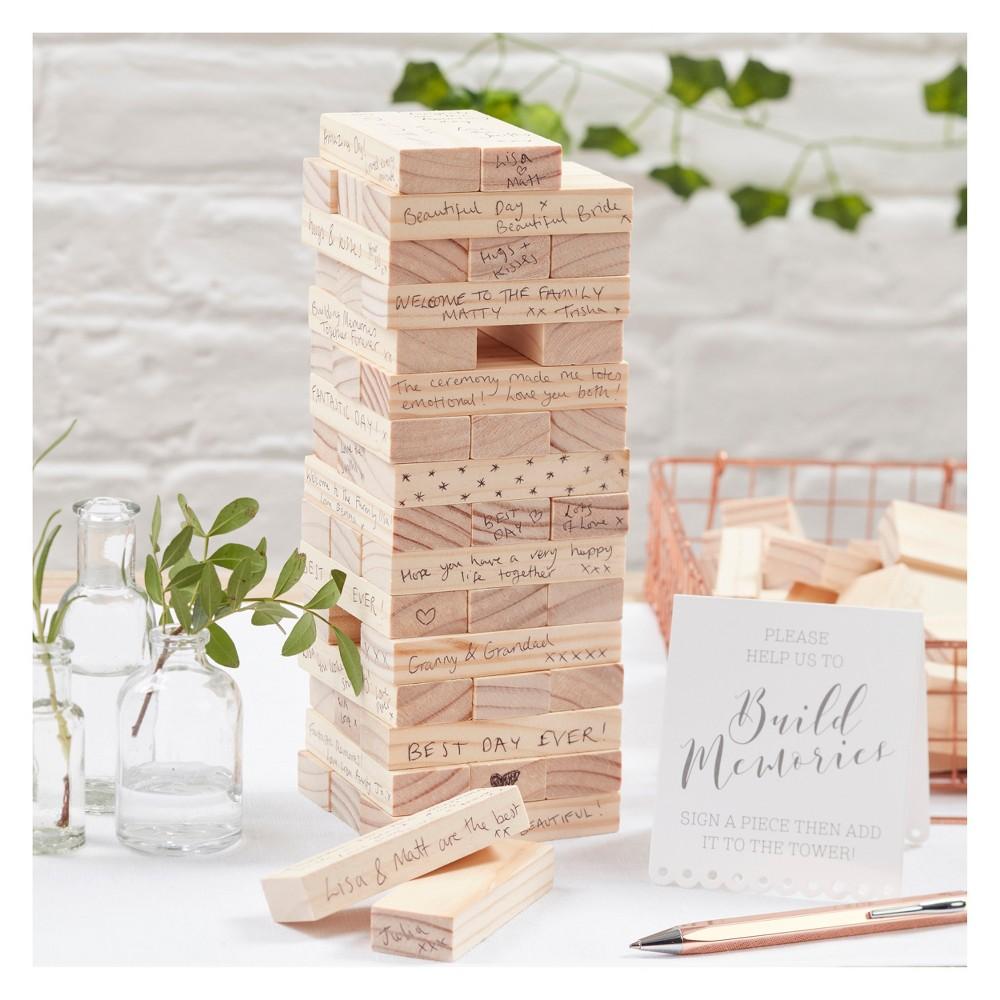 Image of Memory Building Blocks, Brown