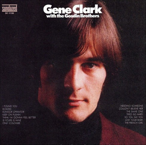 Gene clark - Gene clark with the gosdin brothers (CD) - image 1 of 1